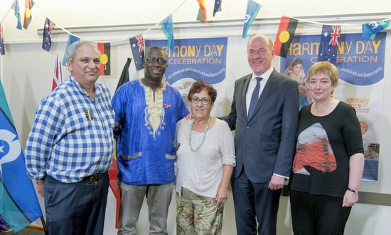 Sydney Multicultural Community Services celebrates Harmony Day